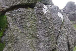 Gabbro at White Tor