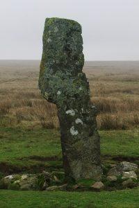 Standing Stone at WhiteTor
