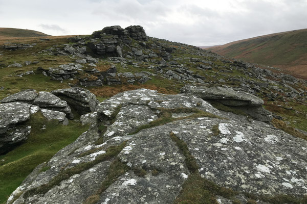 Black Tor, north west Dartmoor