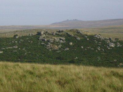 Combshead Tor, Dartmoor