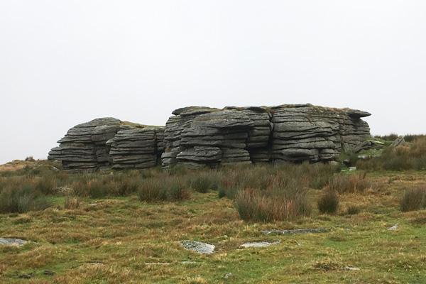 Dinger Tor, Dartmoor