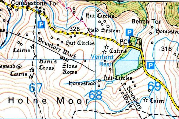 Dartmoor Tors – C | Tour by Tor