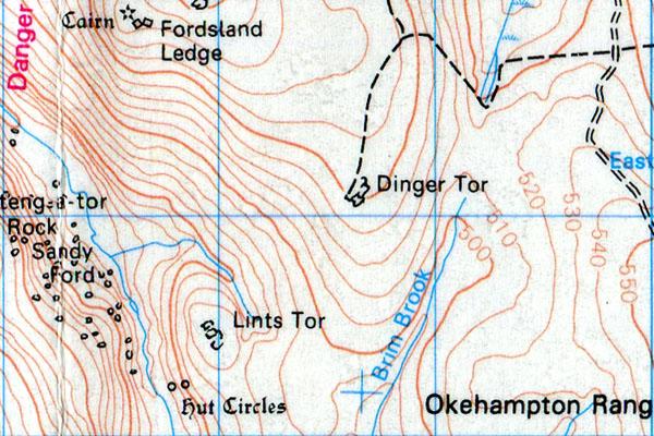 Lints Tor map